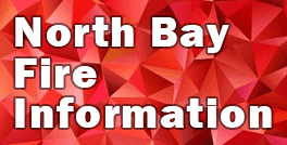 north bay fire information home page